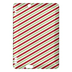 Stripes Striped Design Pattern Kindle Fire Hdx Hardshell Case