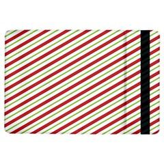 Stripes Striped Design Pattern Ipad Air Flip