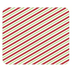 Stripes Striped Design Pattern Double Sided Flano Blanket (small)