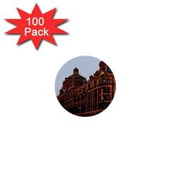 Store Harrods London 1  Mini Buttons (100 pack)