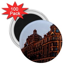 Store Harrods London 2 25  Magnets (100 Pack)