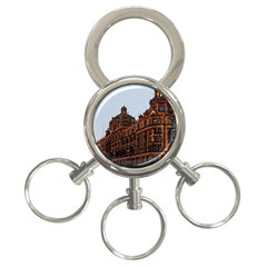 Store Harrods London 3 Ring Key Chains