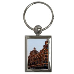 Store Harrods London Key Chains (rectangle)