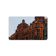 Store Harrods London Magnet (Name Card)