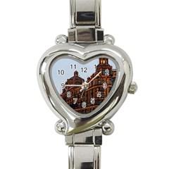 Store Harrods London Heart Italian Charm Watch