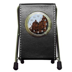 Store Harrods London Pen Holder Desk Clocks