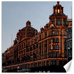Store Harrods London Canvas 20  X 20