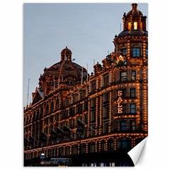 Store Harrods London Canvas 36  X 48
