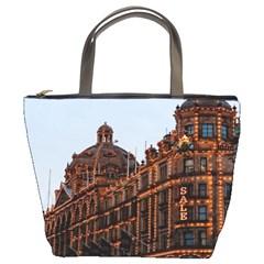 Store Harrods London Bucket Bags