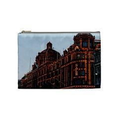 Store Harrods London Cosmetic Bag (Medium)