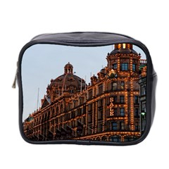 Store Harrods London Mini Toiletries Bag 2-Side