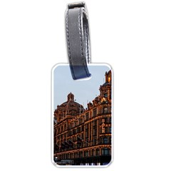 Store Harrods London Luggage Tags (One Side)
