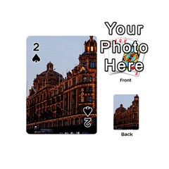Store Harrods London Playing Cards 54 (mini)