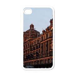 Store Harrods London Apple iPhone 4 Case (White)