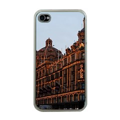 Store Harrods London Apple Iphone 4 Case (clear)