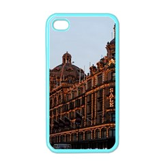 Store Harrods London Apple Iphone 4 Case (color)