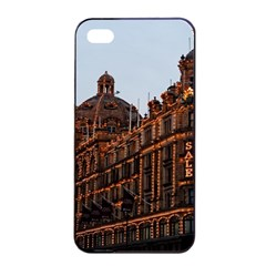 Store Harrods London Apple iPhone 4/4s Seamless Case (Black)