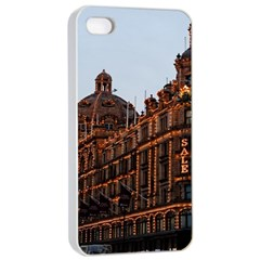 Store Harrods London Apple Iphone 4/4s Seamless Case (white)