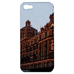 Store Harrods London Apple Iphone 5 Hardshell Case