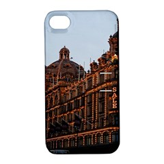 Store Harrods London Apple iPhone 4/4S Hardshell Case with Stand