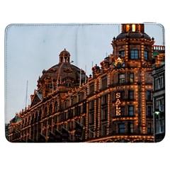 Store Harrods London Samsung Galaxy Tab 7  P1000 Flip Case