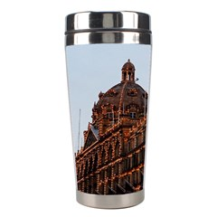 Store Harrods London Stainless Steel Travel Tumblers