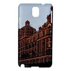 Store Harrods London Samsung Galaxy Note 3 N9005 Hardshell Case