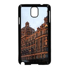 Store Harrods London Samsung Galaxy Note 3 Neo Hardshell Case (black)