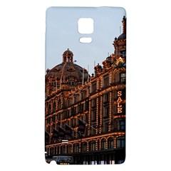 Store Harrods London Galaxy Note 4 Back Case