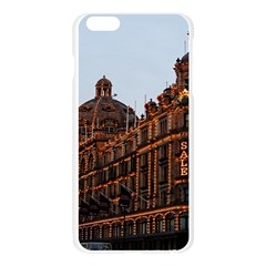 Store Harrods London Apple Seamless iPhone 6 Plus/6S Plus Case (Transparent)