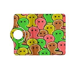 Sweet Dessert Food Gingerbread Men Kindle Fire HD (2013) Flip 360 Case