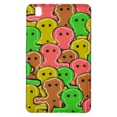 Sweet Dessert Food Gingerbread Men Samsung Galaxy Tab Pro 8 4 Hardshell Case