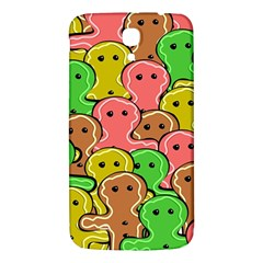 Sweet Dessert Food Gingerbread Men Samsung Galaxy Mega I9200 Hardshell Back Case