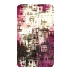 Stylized Rose Pattern Paper, Cream And Black Memory Card Reader