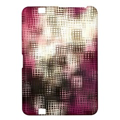 Stylized Rose Pattern Paper, Cream And Black Kindle Fire HD 8.9