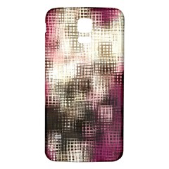 Stylized Rose Pattern Paper, Cream And Black Samsung Galaxy S5 Back Case (white)