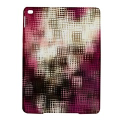 Stylized Rose Pattern Paper, Cream And Black iPad Air 2 Hardshell Cases