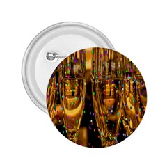 Sylvester New Year S Eve 2.25  Buttons