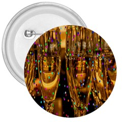 Sylvester New Year S Eve 3  Buttons
