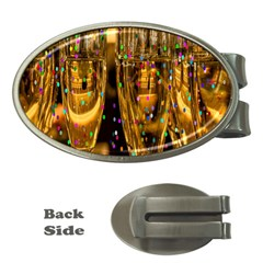 Sylvester New Year S Eve Money Clips (Oval)