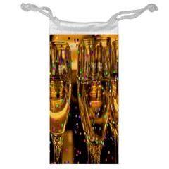 Sylvester New Year S Eve Jewelry Bag