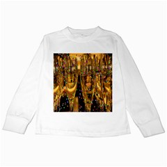 Sylvester New Year S Eve Kids Long Sleeve T Shirts