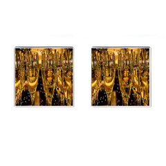 Sylvester New Year S Eve Cufflinks (Square)