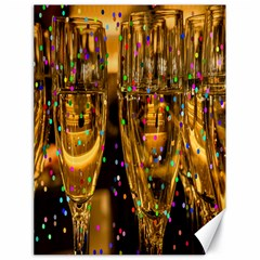 Sylvester New Year S Eve Canvas 18  x 24