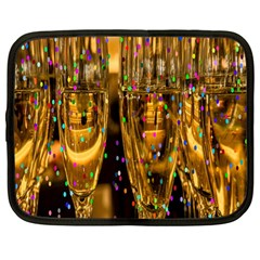 Sylvester New Year S Eve Netbook Case (large)