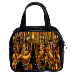 Sylvester New Year S Eve Classic Handbags (2 Sides)
