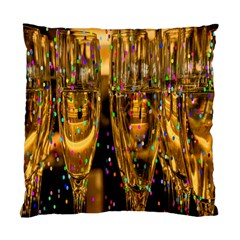 Sylvester New Year S Eve Standard Cushion Case (one Side)
