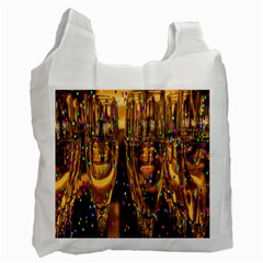 Sylvester New Year S Eve Recycle Bag (Two Side)