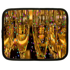 Sylvester New Year S Eve Netbook Case (XXL)