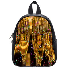 Sylvester New Year S Eve School Bags (Small)